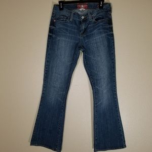 Lucky Brand Sofia Boot Cut Womens Jeans